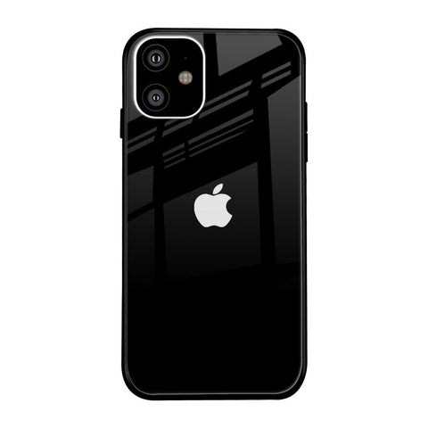 Jet Black iPhone 11 Glass Cases & Covers Online