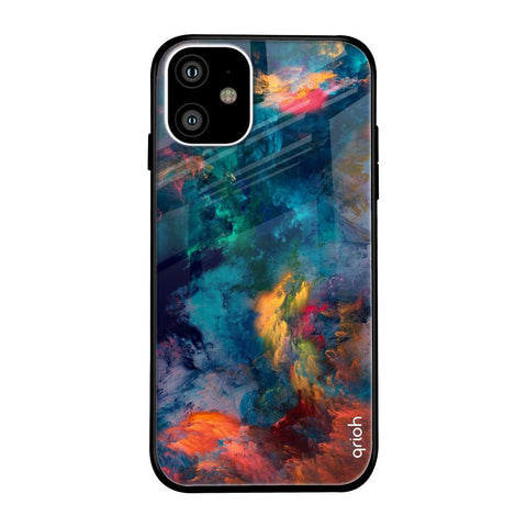 Cloudburst iPhone 11 Glass Cases & Covers Online