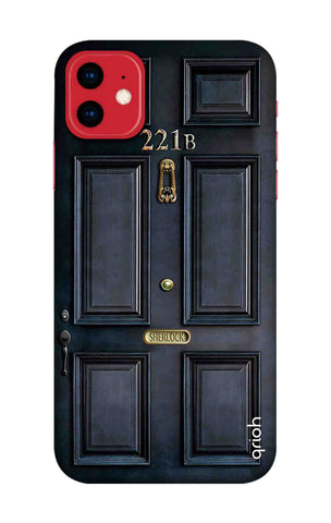 Baker Street Door iPhone 11 Cases & Covers Online