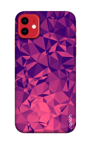 Purple Diamond iPhone 11 Cases & Covers Online