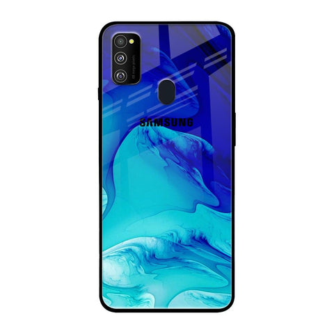 Raging Tides Samsung Galaxy M30s Glass Cases & Covers Online