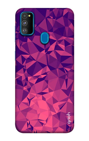 Purple Diamond Samsung Galaxy M30s Cases & Covers Online