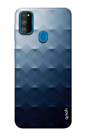 Midnight Blues Samsung Galaxy M30s Cases & Covers Online