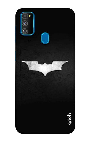 Grunge Dark Knight Samsung Galaxy M30s Cases & Covers Online