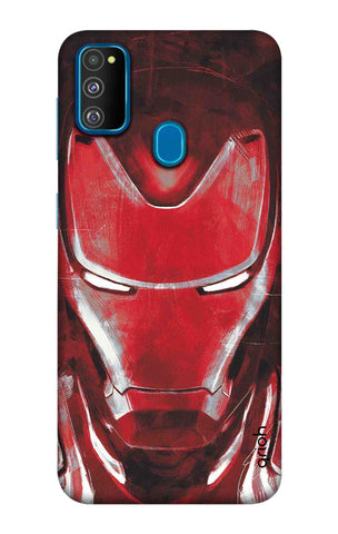 Grunge Hero Samsung Galaxy M30s Cases & Covers Online