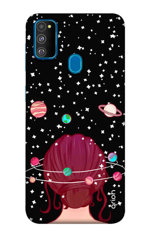 Galaxy In My Mind Case Samsung Galaxy M30s Cases & Covers Online