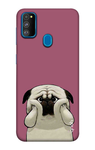 Chubby Dog Case Samsung Galaxy M30s Cases & Covers Online
