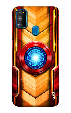 Arc Reactor Case Samsung Galaxy M30s Cases & Covers Online
