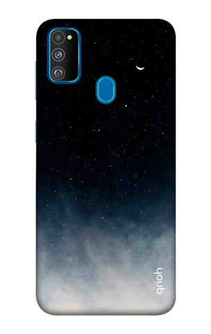 Black Aura Case Samsung Galaxy M30s Cases & Covers Online
