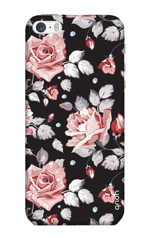 Shabby Chic Floral iPhone 5S Cases & Covers Online