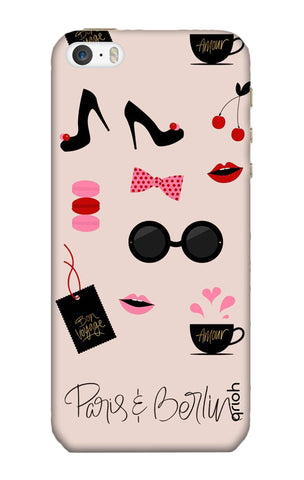 Paris And Berlin iPhone 5S Cases & Covers Online