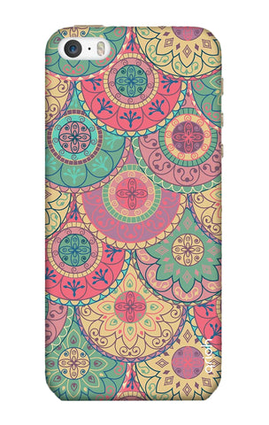 Colorful Mandala iPhone 5S Cases & Covers Online