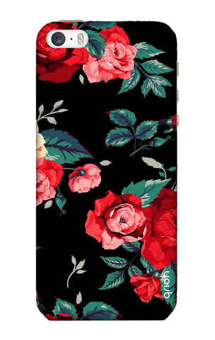 Wild Flowers iPhone 5S Cases & Covers Online