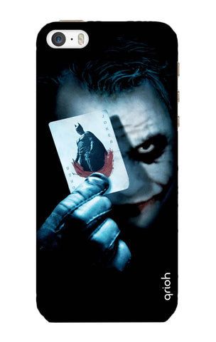 Joker Hunt iPhone 5S Cases & Covers Online