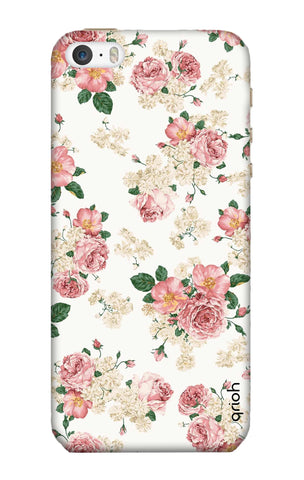 Floral Pattern iPhone 5S Cases & Covers Online