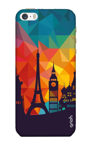 Wonders Of World iPhone 5S Cases & Covers Online