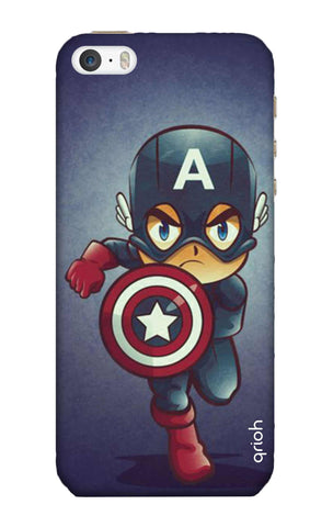 Toy Capt America iPhone 5S Cases & Covers Online