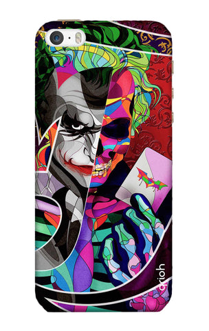 Color Pop Joker iPhone 5S Cases & Covers Online