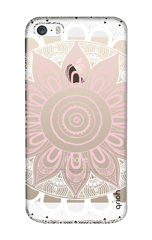 Pink Mandala iPhone 5S Cases & Covers Online