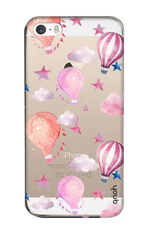 Flying Balloons iPhone 5S Cases & Covers Online