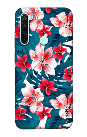 Floral Jungle Xiaomi Redmi Note 8 Cases & Covers Online