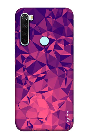 Purple Diamond Xiaomi Redmi Note 8 Cases & Covers Online