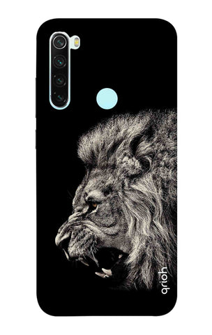 Lion King Xiaomi Redmi Note 8 Cases & Covers Online