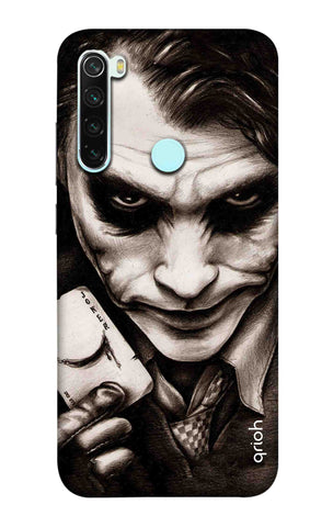 Why So Serious Xiaomi Redmi Note 8 Cases & Covers Online