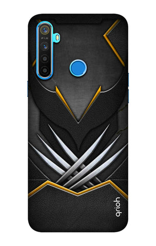 Black Warrior Case Realme 5 Cases & Covers Online