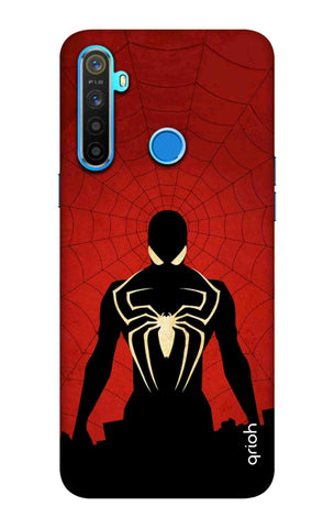 Mighty Superhero Case Realme 5 Cases & Covers Online