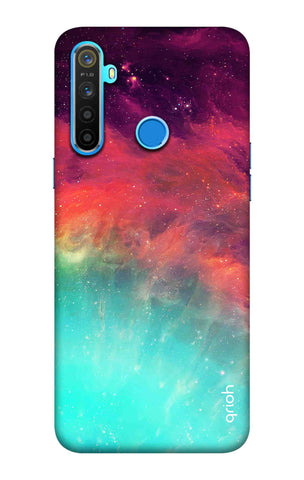 Colorful Aura Case Realme 5 Cases & Covers Online