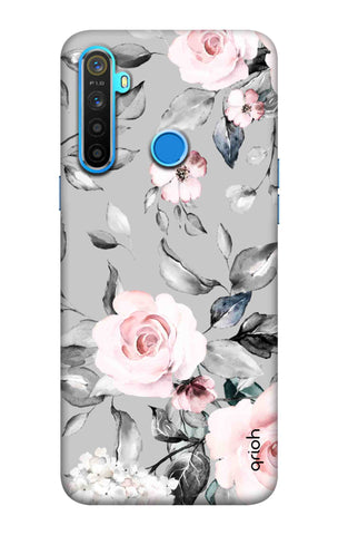Gloomy Roses Case Realme 5 Cases & Covers Online