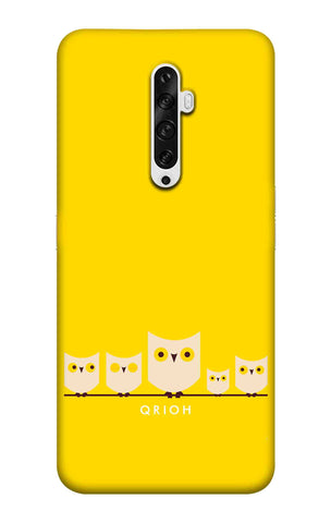 Owl Family Oppo Reno2 Z Cases & Covers Online