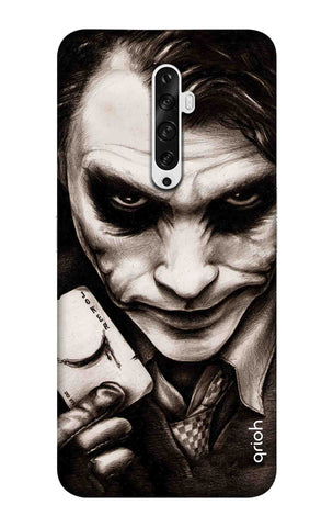 Why So Serious Oppo Reno2 Z Cases & Covers Online