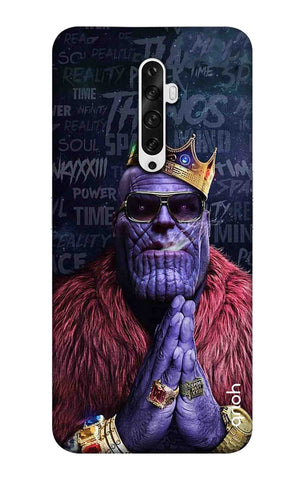 Blue Villain Oppo Reno2 Z Cases & Covers Online