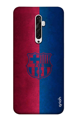Football Club Logo Oppo Reno2 Z Cases & Covers Online