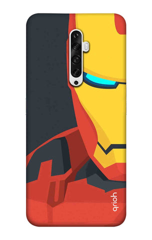 Superhero Portrait Case Oppo Reno2 Z Cases & Covers Online