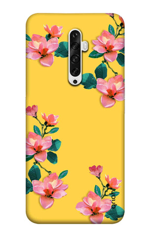 Elegant Floral Case Oppo Reno2 Z Cases & Covers Online