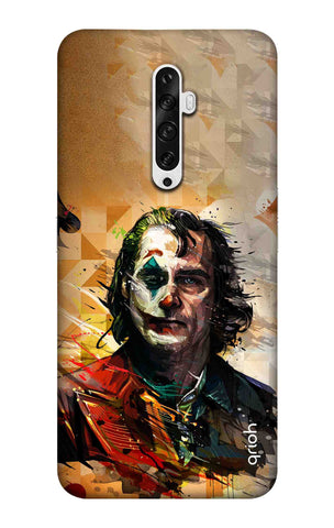 Psycho Villan Case Oppo Reno2 Z Cases & Covers Online