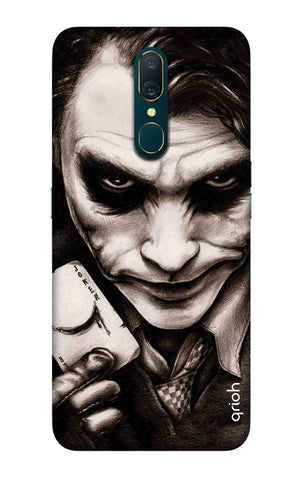 Why So Serious Oppo A9 Cases & Covers Online