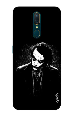 Black Satan Oppo A9 Cases & Covers Online