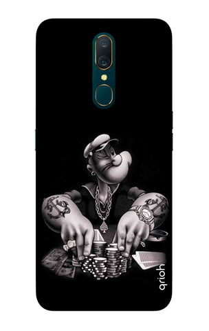 Rich Man Oppo A9 Cases & Covers Online