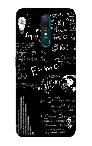 Complex Formula Case Oppo A9 Cases & Covers Online