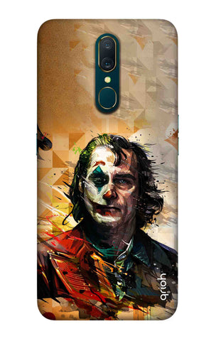 Psycho Villan Case Oppo A9 Cases & Covers Online