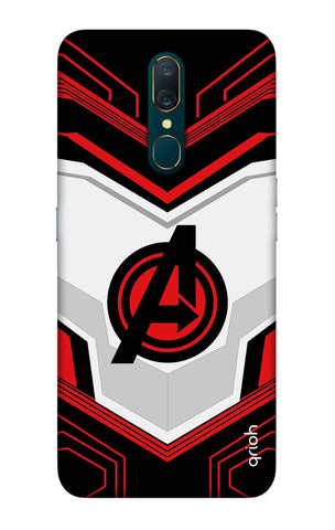 Guardians Of The Earth Case Oppo A9 Cases & Covers Online