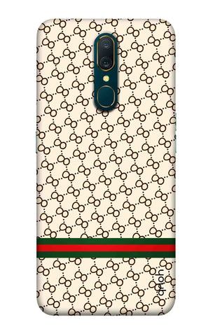 Luxurious Pattern Case Oppo A9 Cases & Covers Online