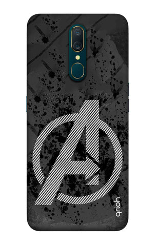 Sign of Hope Case Oppo A9 Cases & Covers Online