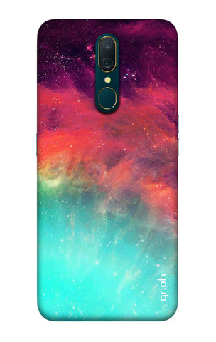 Colorful Aura Case Oppo A9 Cases & Covers Online