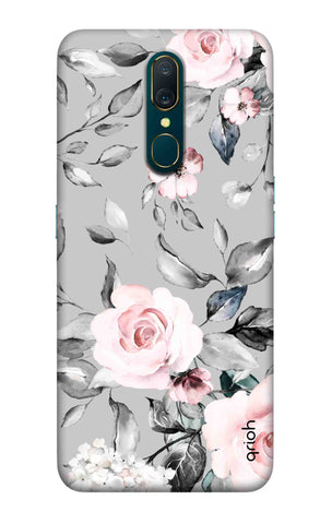 Gloomy Roses Case Oppo A9 Cases & Covers Online