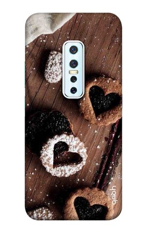 Heart Cookies Vivo V17 Pro Cases & Covers Online
